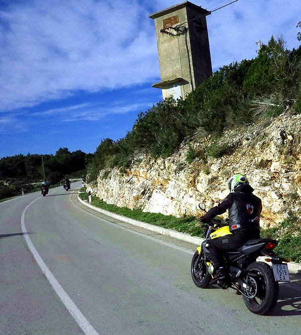 Motorcycle tourism in Croatia is a sleeping potential